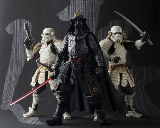 Bandaï – Star Wars Movie Realization Samurai Figures