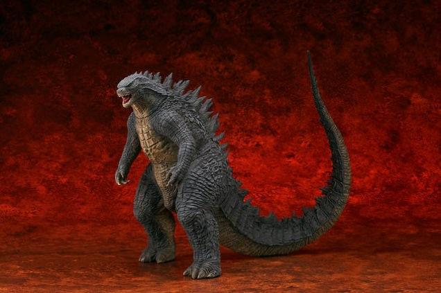 Gigantic Godzilla Figure
