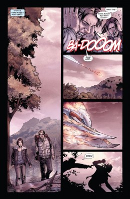 Superman: Earth One - Page 1