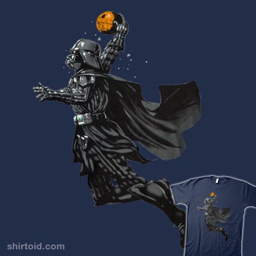 Death Star Dunk t-shirt