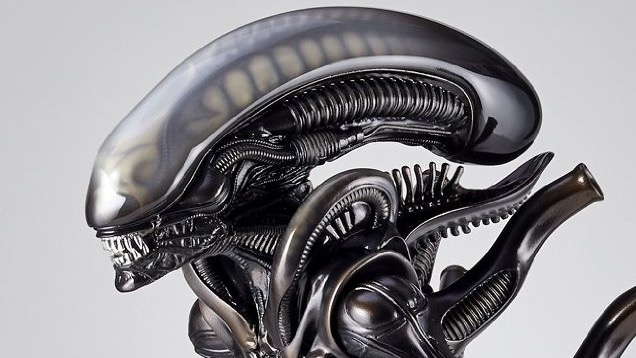 Gigantic Alien Toy