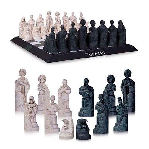 Sandman Chess Set