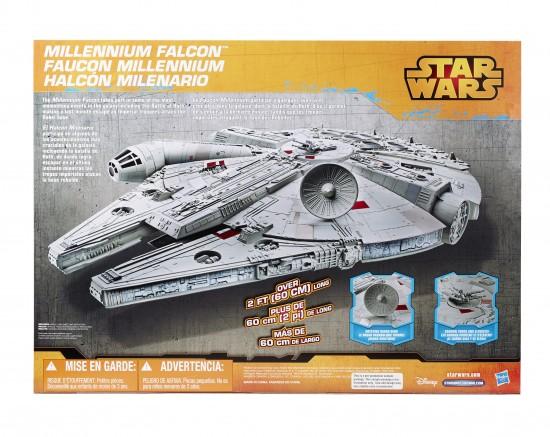 Hasbro: Star Wars Heroes Series Millennium Falcon Will Be Walmart Exclusive