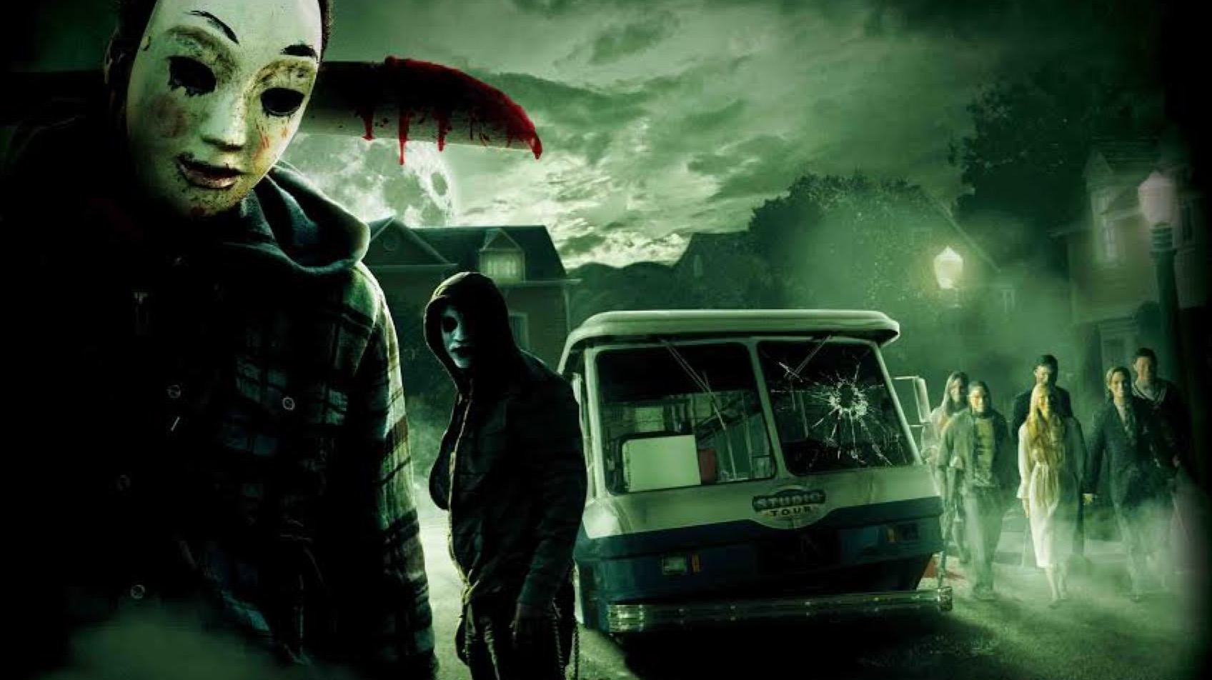 the purge halloween horror nights experiences announced for 2015