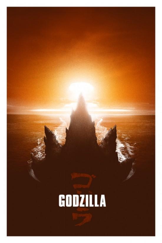 Adam Rabalais's Godzilla is coming