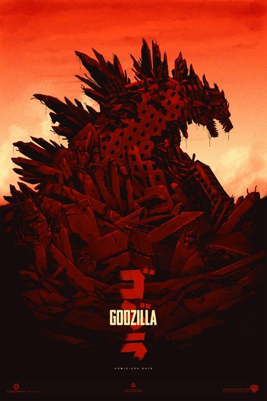 Godzilla variant