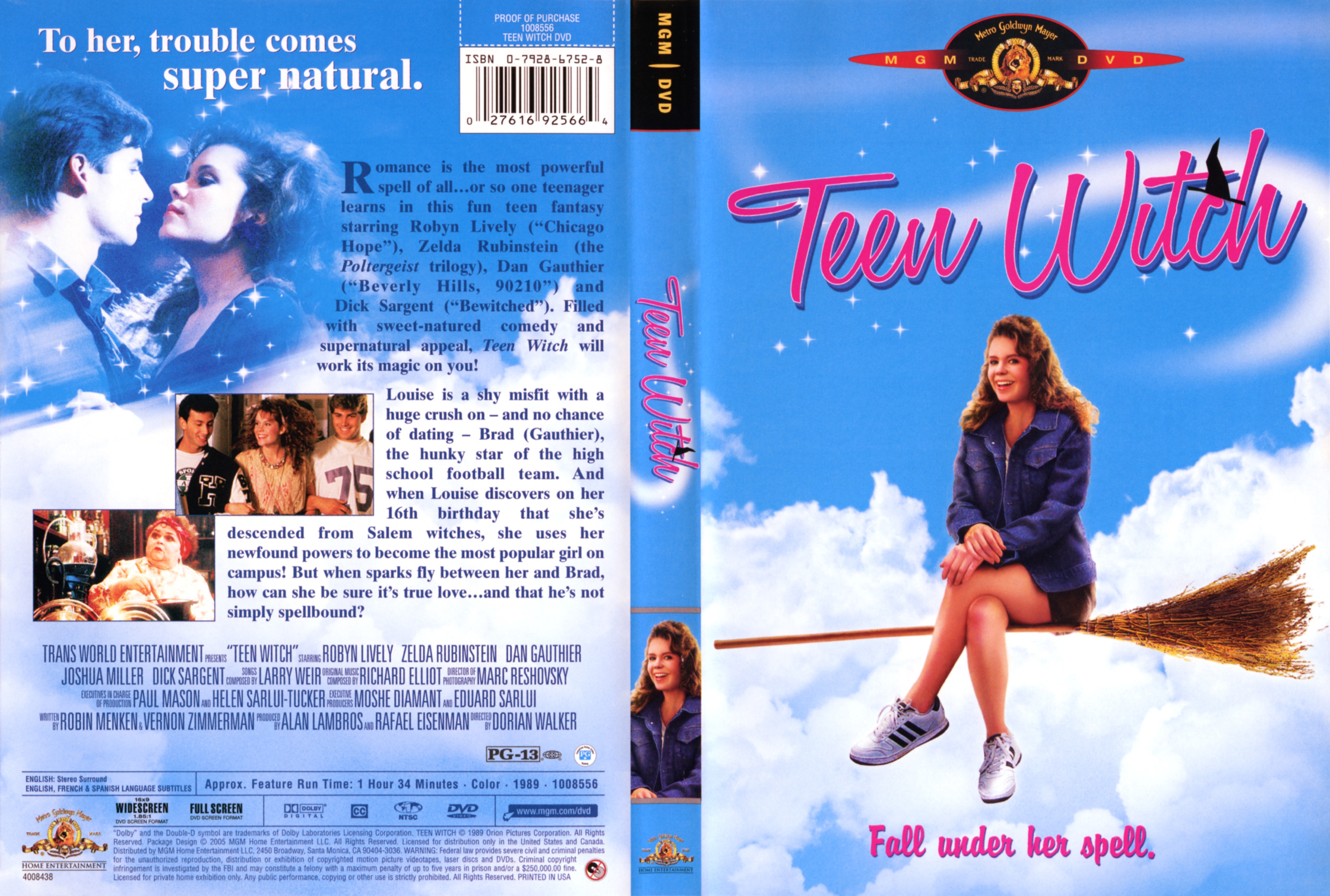 Pudding teen witch movie soundtrack lick movement bible