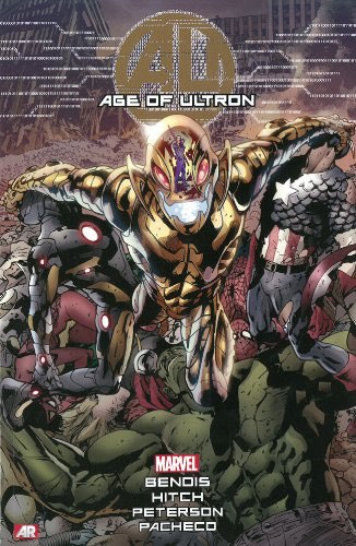 Avengers: Age of Ultron comic