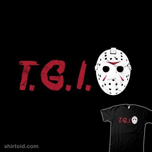 T.G.I.Friday t-shirt