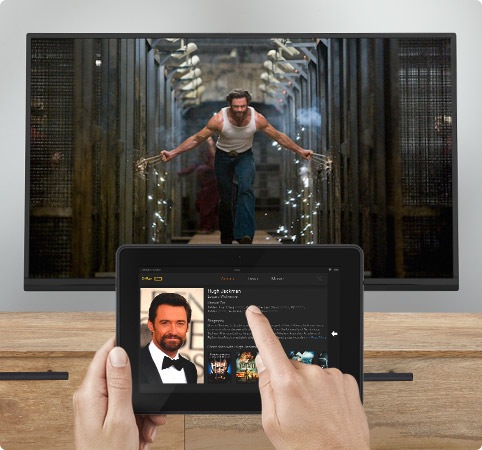 Amazon Fire TV Set-Top Box x-ray features