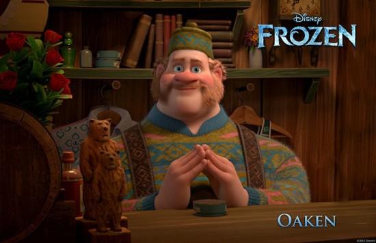 Frozen - Oaken (Chris Williams)