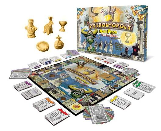 Monty Python-opoly Version 2 Board Game