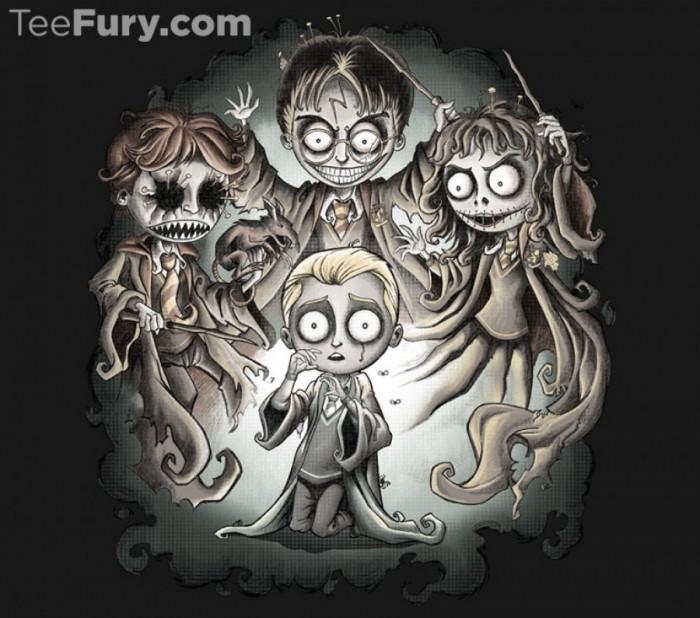 Draco's Nightmare t-shirt