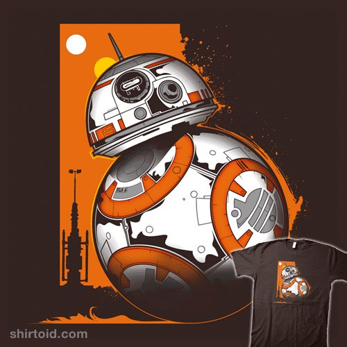 BB Rollin t-shirt