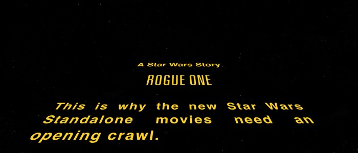 star wars rogue one opening crawl