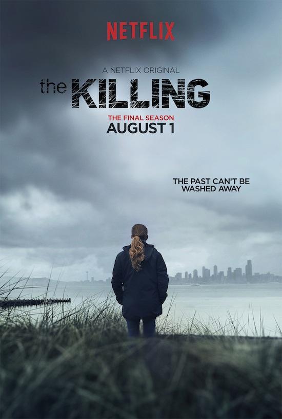 The Killing Final Season Poster