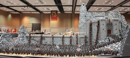 LEGO 'Lord of the Rings' Helm's Deep
