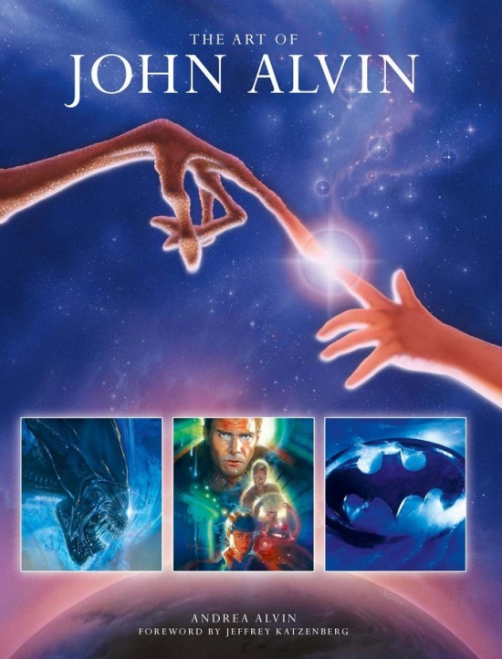 The Art of John Alvin book