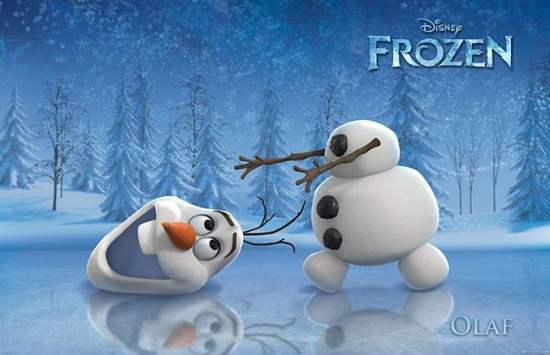 Frozen - Olaf (Josh Gad)