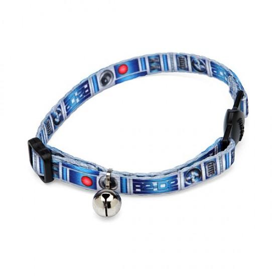 Star Wars R2-D2 Cat Collar