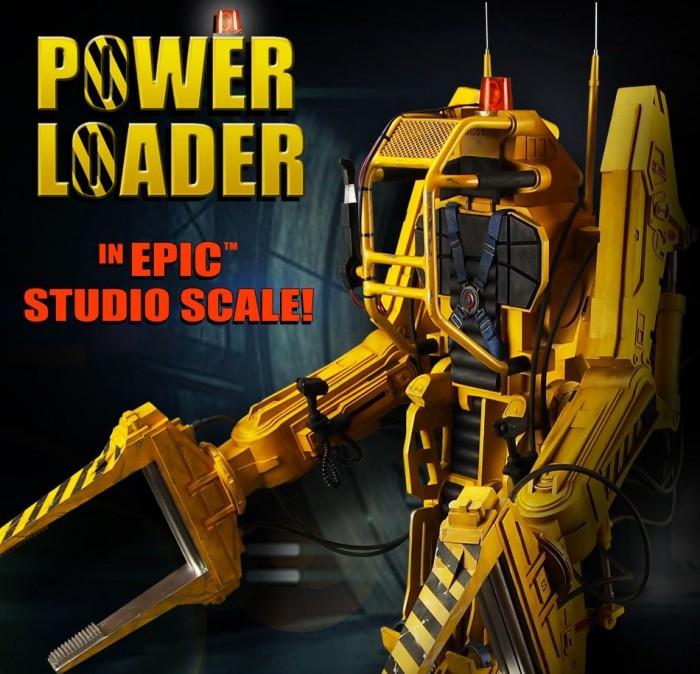 Aliens Power Loader....in Studio Scale
