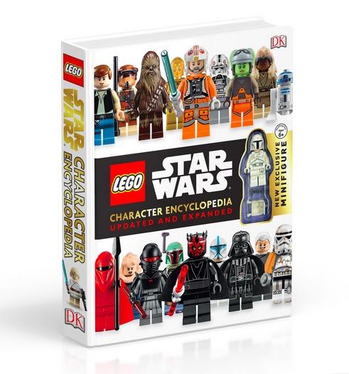 LEGO STAR WARS CHARACTER ENCYCLOPEDIA