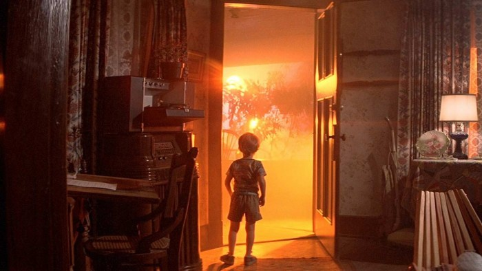 Close Encounters of a third Kind
