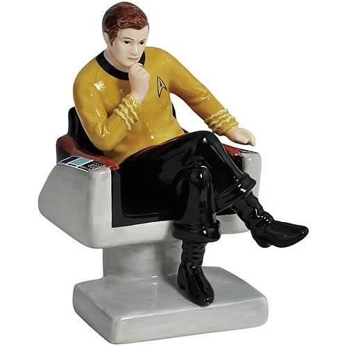Star Trek Salt and Pepper Shakers