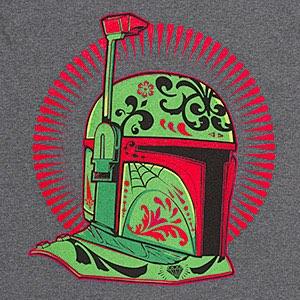 Dia De Los Boba t-shirt