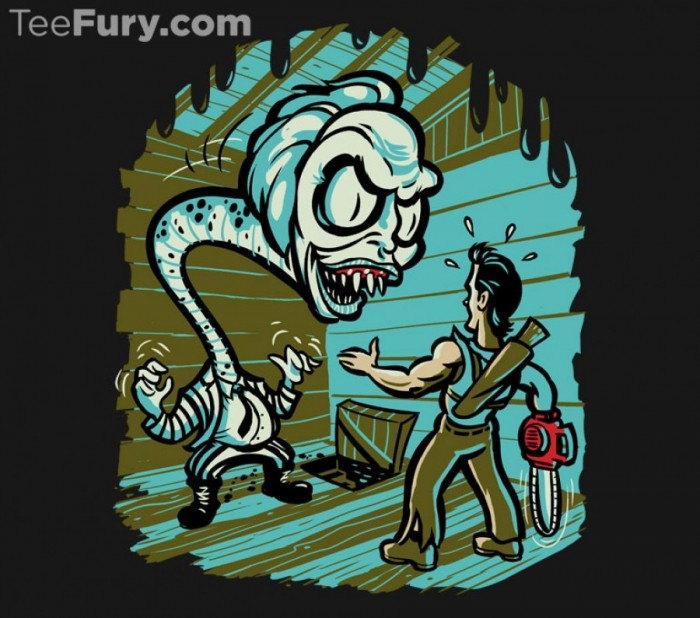 EvilJuice t-shirt