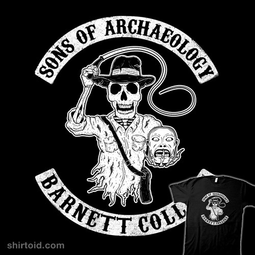 Sons of Archaeology t-shirt