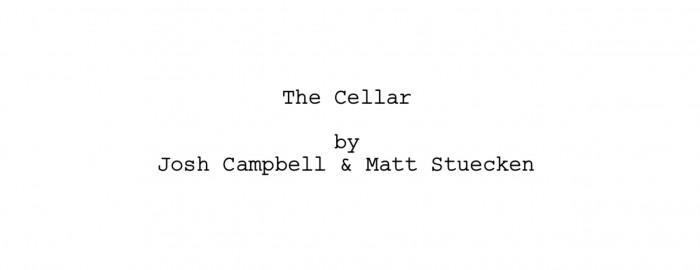 the cellar script