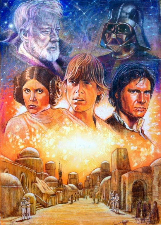 A New Hope By: Paul Shipper
