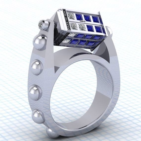 The Spin Doctor Ring