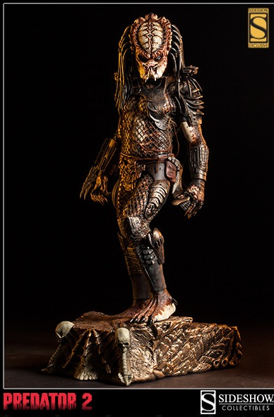 Predator 2 Maquette by Sideshow Collectibles