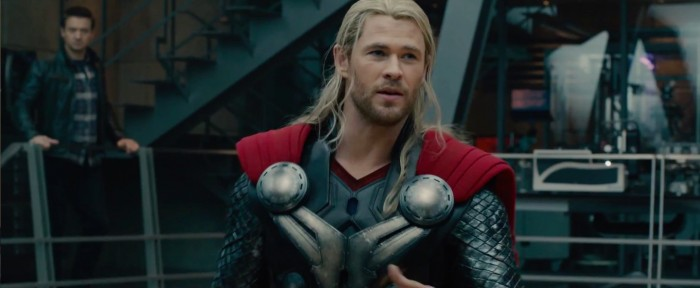 Chris Hemsworth in Avengers: Age of Ultron