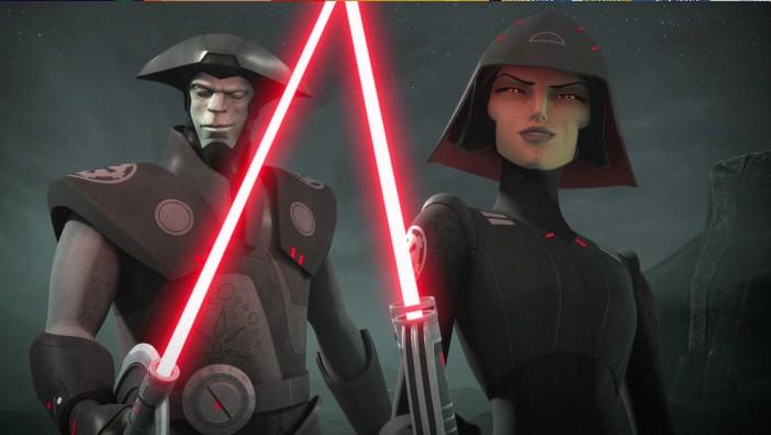 Star Wars Rebels Inquisitors