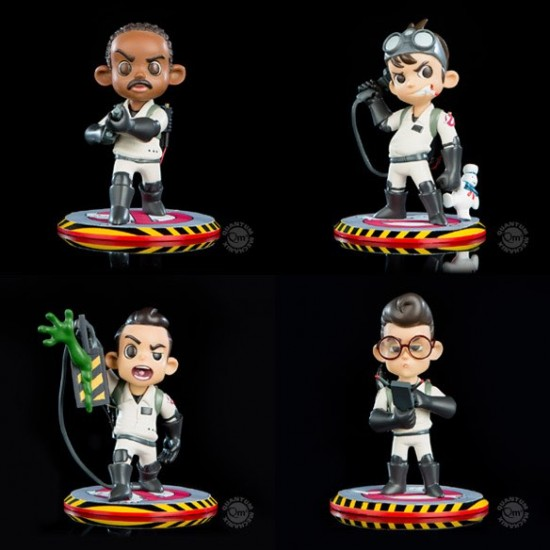 Ghostbusters Q-Pop Figures