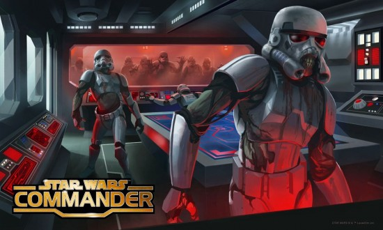 Death Troopers Coming To 'Star Wars: Commander'