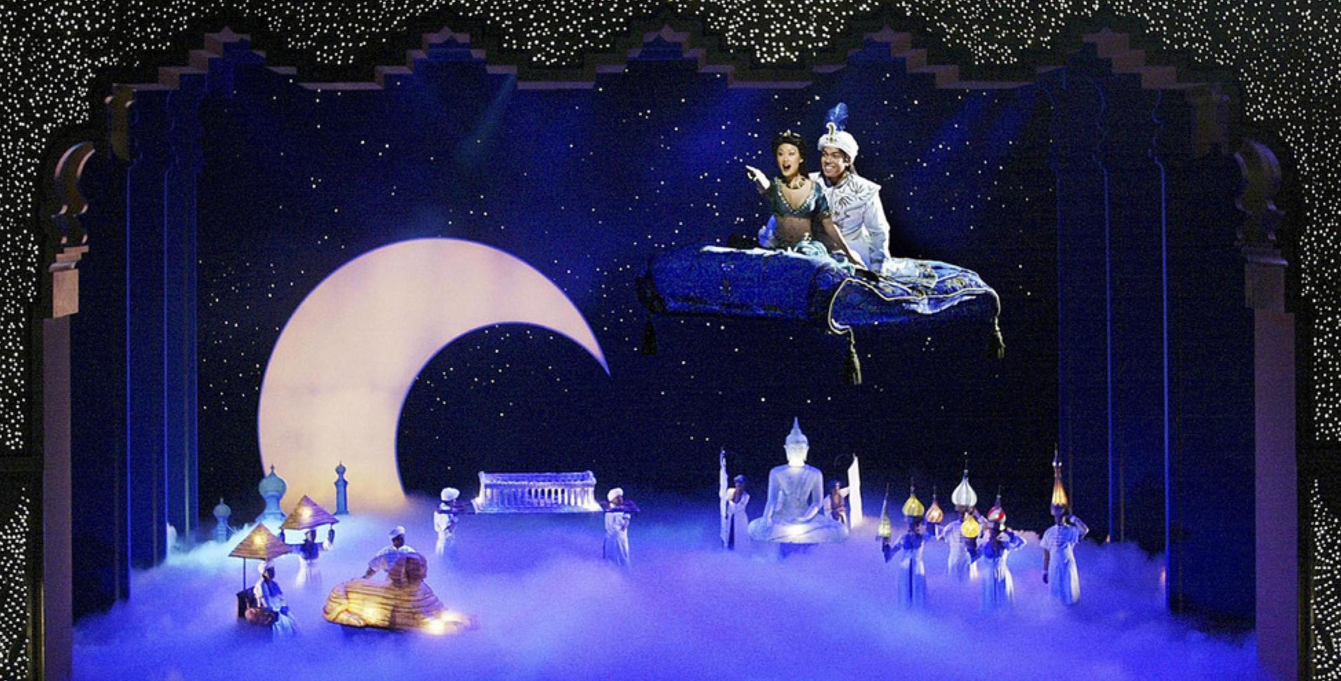 Disneyland Frozen Musical Replacing Aladdin At Dca