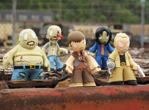 The Walking Dead Mystery Minis from Funko