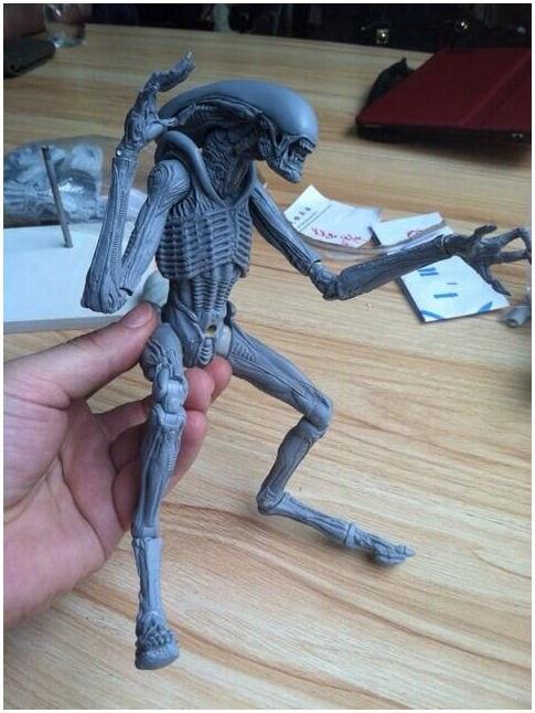 NECA: Alien Dog Prototype Action Figure