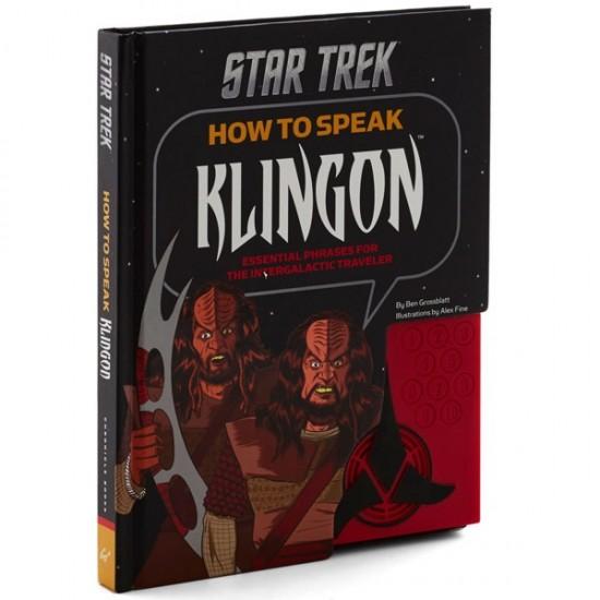 Star Trek How to Speak Klingon