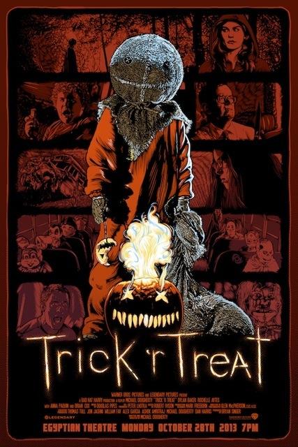 trick r treat poster