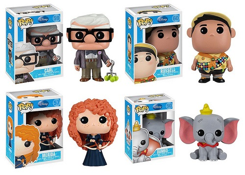 Disney Pop! Series 5 from Funko