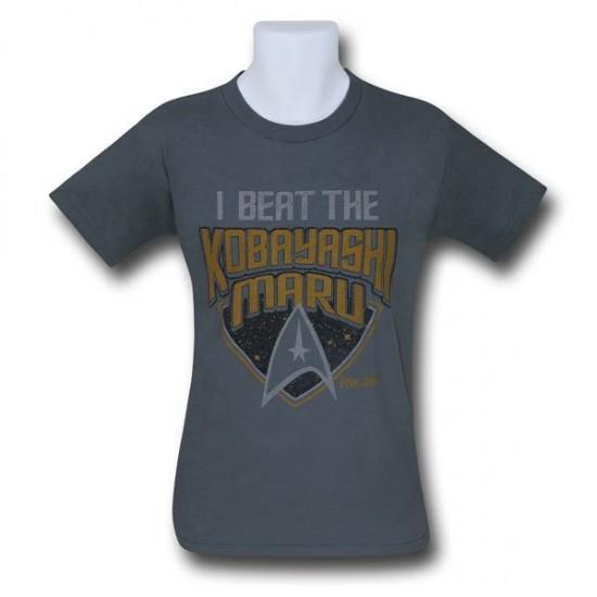 Star Trek Kobayashi Maru 30 Single T-Shirt