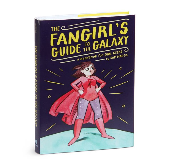 Fangirls Guide to the Galaxy Signed Edition
