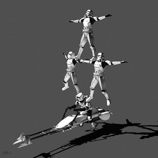 """For The Empire"" By Chris Skinner"