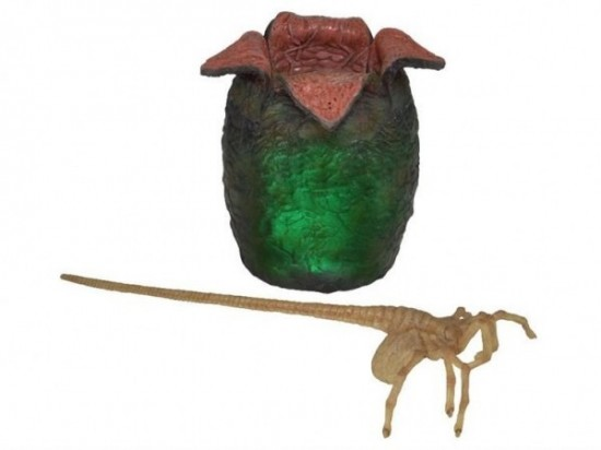A Light-Up, Facehugger Launching Alien Egg