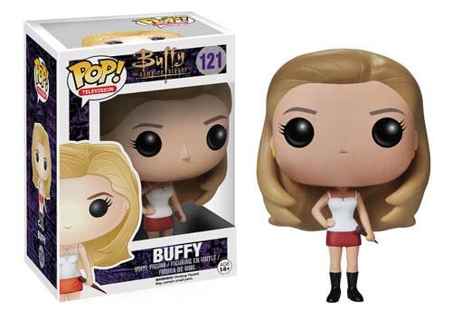 Buffy The Vampire Slayer Pop